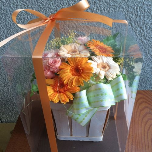 花ギフト|フラワーギフト|誕生日 花|カノシェ話題|スタンド花|ウエディングブーケ|花束|花屋|IMG_6757