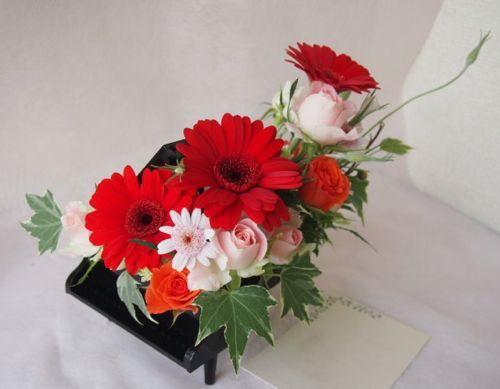 花ギフト|フラワーギフト|誕生日 花|カノシェ話題|スタンド花|ウエディングブーケ|花束|花屋|47536