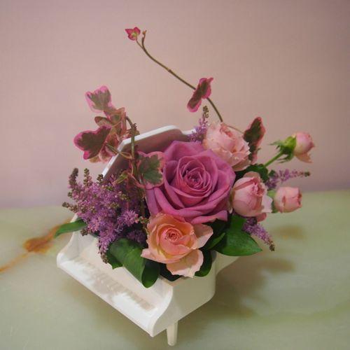 花ギフト|フラワーギフト|誕生日 花|カノシェ話題|スタンド花|ウエディングブーケ|花束|花屋|55476