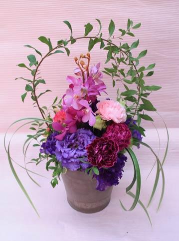 花ギフト|フラワーギフト|誕生日 花|カノシェ話題|スタンド花|ウエディングブーケ|花束|花屋|2015_keiro_a_2