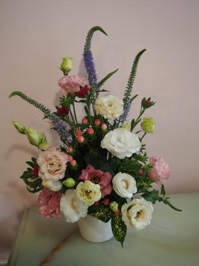 花ギフト|フラワーギフト|誕生日 花|カノシェ話題|スタンド花|ウエディングブーケ|花束|花屋|P7190715
