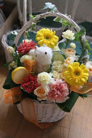 花ギフト|フラワーギフト|誕生日 花|カノシェ話題|スタンド花|ウエディングブーケ|花束|花屋|リスママ
