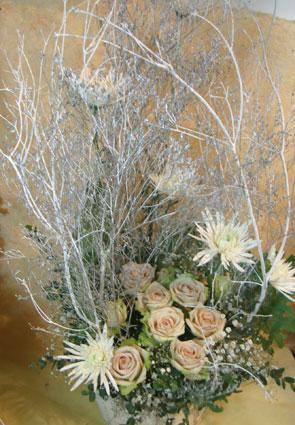 花ギフト|フラワーギフト|誕生日 花|カノシェ話題|スタンド花|ウエディングブーケ|花束|花屋|銀