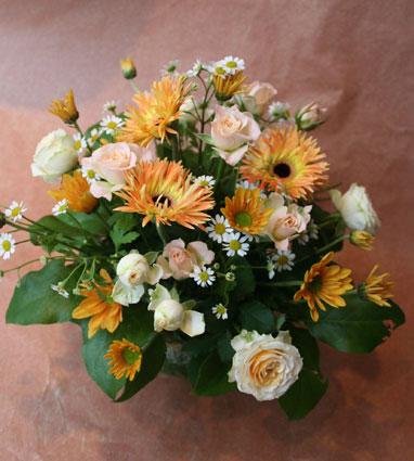 花ギフト|フラワーギフト|誕生日 花|カノシェ話題|スタンド花|ウエディングブーケ|花束|花屋|ながやまさん3