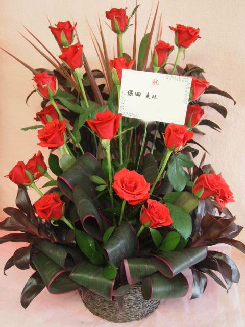 花ギフト|フラワーギフト|誕生日 花|カノシェ話題|スタンド花|ウエディングブーケ|花束|花屋|赤バラ