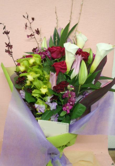 花ギフト|フラワーギフト|誕生日 花|カノシェ話題|スタンド花|ウエディングブーケ|花束|花屋|rie-taba