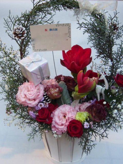 花ギフト|フラワーギフト|誕生日 花|カノシェ話題|スタンド花|ウエディングブーケ|花束|花屋|52576