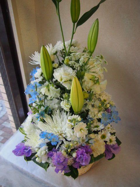 花ギフト|フラワーギフト|誕生日 花|カノシェ話題|スタンド花|ウエディングブーケ|花束|花屋|53984
