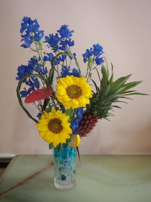 花ギフト|フラワーギフト|誕生日 花|カノシェ話題|スタンド花|ウエディングブーケ|花束|花屋|はばらさん カクテル