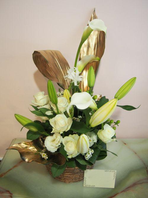 花ギフト|フラワーギフト|誕生日 花|カノシェ話題|スタンド花|ウエディングブーケ|花束|花屋|58614