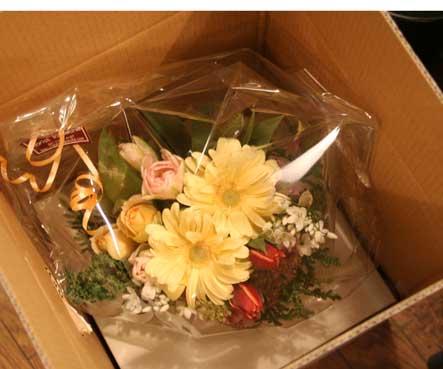 花ギフト|フラワーギフト|誕生日 花|カノシェ話題|スタンド花|ウエディングブーケ|花束|花屋|箱2