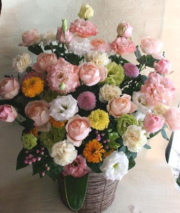 花ギフト|フラワーギフト|誕生日 花|カノシェ話題|スタンド花|ウエディングブーケ|花束|花屋|24978