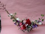 花ギフト|フラワーギフト|誕生日 花|カノシェ話題|スタンド花|ウエディングブーケ|花束|花屋|立川さん111-2