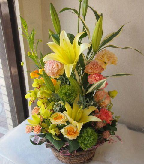 花ギフト|フラワーギフト|誕生日 花|カノシェ話題|スタンド花|ウエディングブーケ|花束|花屋|55922