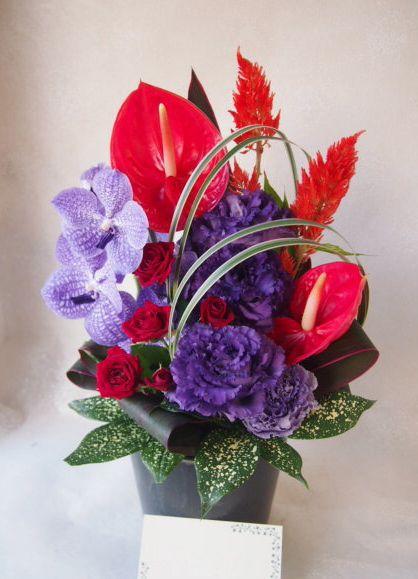花ギフト|フラワーギフト|誕生日 花|カノシェ話題|スタンド花|ウエディングブーケ|花束|花屋|49316