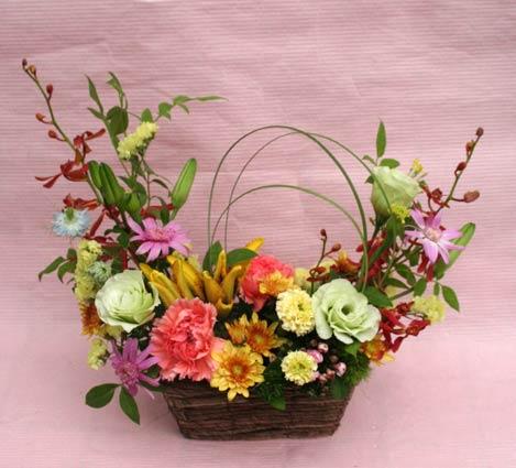 花ギフト|フラワーギフト|誕生日 花|カノシェ話題|スタンド花|ウエディングブーケ|花束|花屋|IMG_7648