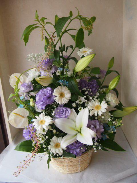 花ギフト|フラワーギフト|誕生日 花|カノシェ話題|スタンド花|ウエディングブーケ|花束|花屋|56953
