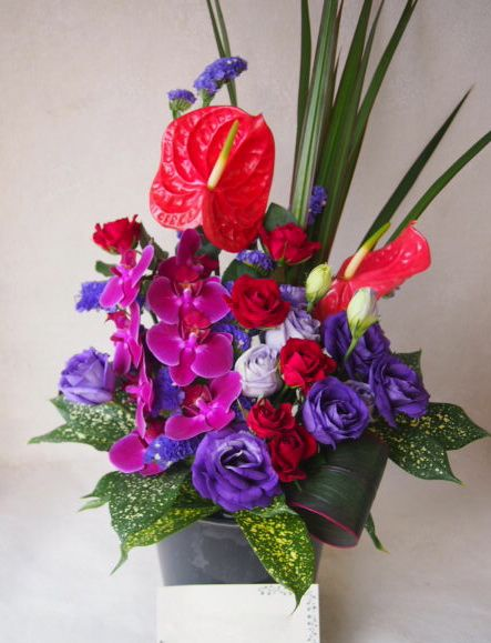花ギフト|フラワーギフト|誕生日 花|カノシェ話題|スタンド花|ウエディングブーケ|花束|花屋|49475