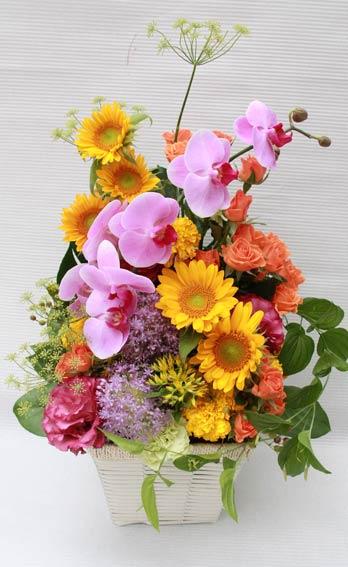 花ギフト|フラワーギフト|誕生日 花|カノシェ話題|スタンド花|ウエディングブーケ|花束|花屋|IMG_3819