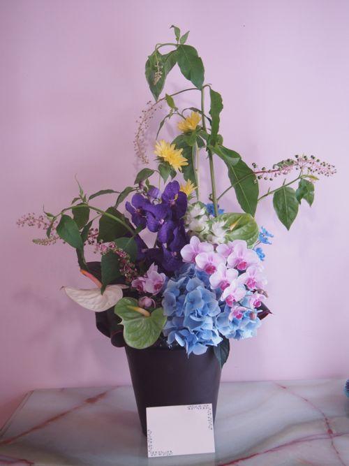 花ギフト|フラワーギフト|誕生日 花|カノシェ話題|スタンド花|ウエディングブーケ|花束|花屋|56793