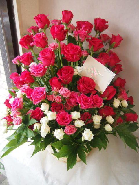 花ギフト|フラワーギフト|誕生日 花|カノシェ話題|スタンド花|ウエディングブーケ|花束|花屋|42832(1)