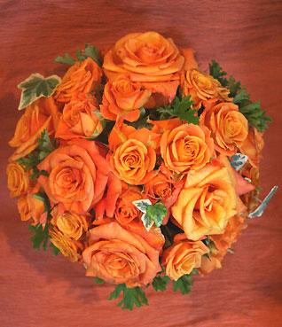 花ギフト|フラワーギフト|誕生日 花|カノシェ話題|スタンド花|ウエディングブーケ|花束|花屋|モプオレンジ
