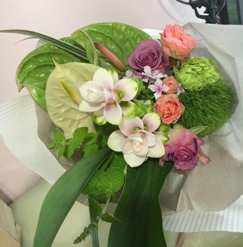 花ギフト|フラワーギフト|誕生日 花|カノシェ話題|スタンド花|ウエディングブーケ|花束|花屋|IMG_2975