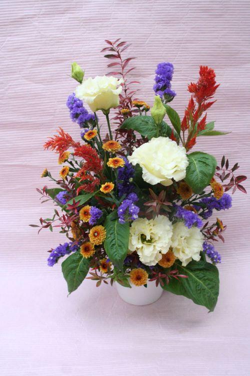 花ギフト|フラワーギフト|誕生日 花|カノシェ話題|スタンド花|ウエディングブーケ|花束|花屋|IMG_1532