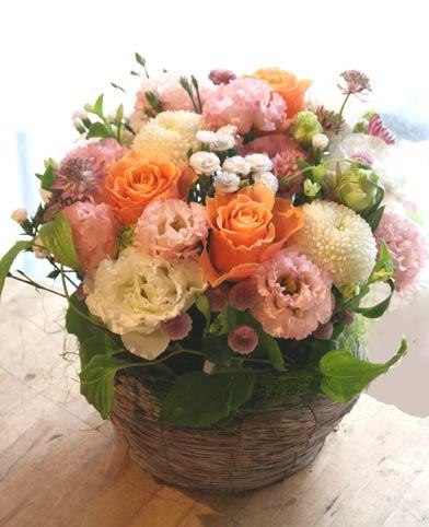 花ギフト|フラワーギフト|誕生日 花|カノシェ話題|スタンド花|ウエディングブーケ|花束|花屋|2015_sum_a3