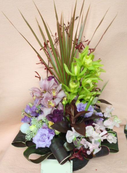 花ギフト フラワーギフト 誕生日 花 カノシェ話題 スタンド花 ウエディングブーケ 花束 花屋 jun-sinbi