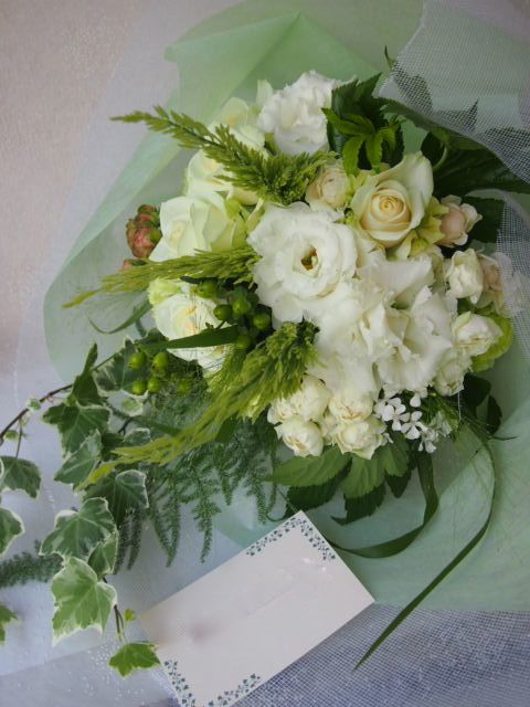 花ギフト|フラワーギフト|誕生日 花|カノシェ話題|スタンド花|ウエディングブーケ|花束|花屋|49751(1)