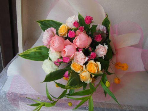 花ギフト|フラワーギフト|誕生日 花|カノシェ話題|スタンド花|ウエディングブーケ|花束|花屋|49478