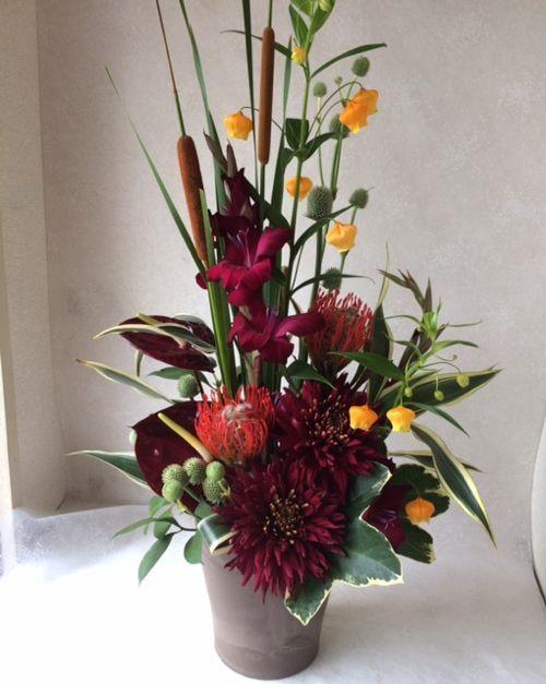 花ギフト|フラワーギフト|誕生日 花|カノシェ話題|スタンド花|ウエディングブーケ|花束|花屋|FullSizeRender(1)