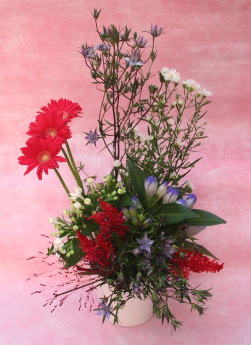 花ギフト|フラワーギフト|誕生日 花|カノシェ話題|スタンド花|ウエディングブーケ|花束|花屋|IMG_9666