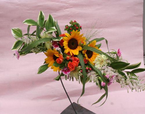 花ギフト|フラワーギフト|誕生日 花|カノシェ話題|スタンド花|ウエディングブーケ|花束|花屋|IMG_1188