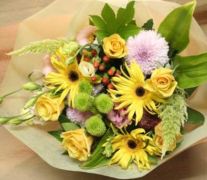 花ギフト フラワーギフト 誕生日 花 カノシェ話題 スタンド花 ウエディングブーケ 花束 花屋 パスタ