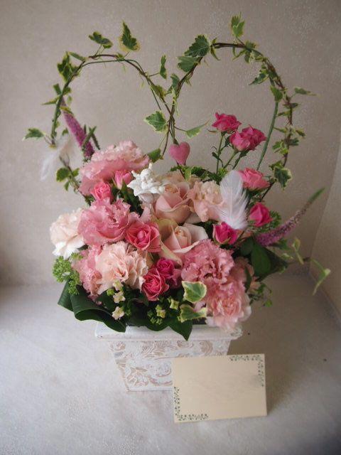 花ギフト|フラワーギフト|誕生日 花|カノシェ話題|スタンド花|ウエディングブーケ|花束|花屋|56765(1)