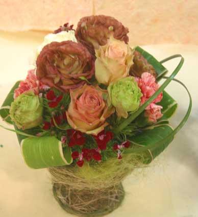 花ギフト|フラワーギフト|誕生日 花|カノシェ話題|スタンド花|ウエディングブーケ|花束|花屋|茶色