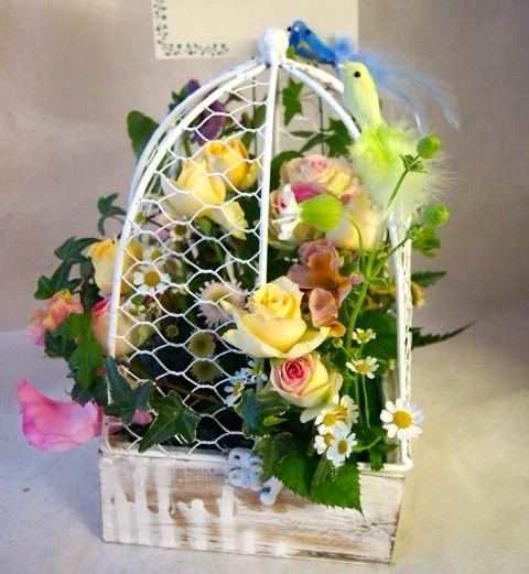 花ギフト|フラワーギフト|誕生日 花|カノシェ話題|スタンド花|ウエディングブーケ|花束|花屋|45615