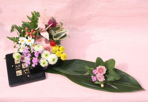 花ギフト|フラワーギフト|誕生日 花|カノシェ話題|スタンド花|ウエディングブーケ|花束|花屋|IMG_0051