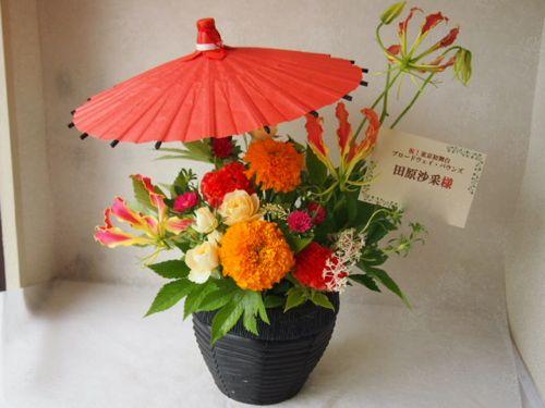 花ギフト|フラワーギフト|誕生日 花|カノシェ話題|スタンド花|ウエディングブーケ|花束|花屋|56972