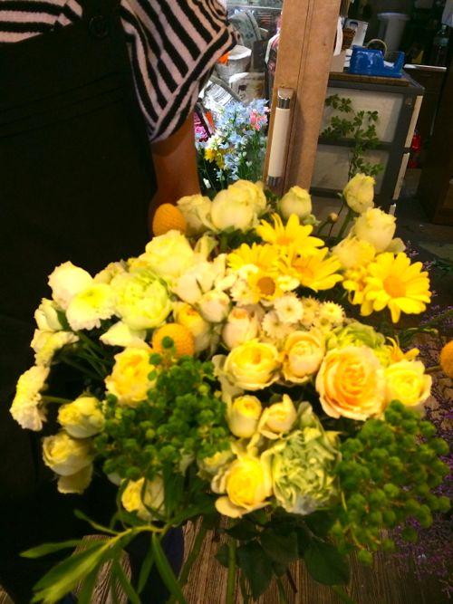 花ギフト|フラワーギフト|誕生日 花|カノシェ話題|スタンド花|ウエディングブーケ|花束|花屋|IMG_5311