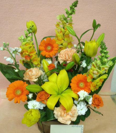 花ギフト|フラワーギフト|誕生日 花|カノシェ話題|スタンド花|ウエディングブーケ|花束|花屋|りえ 2