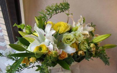 花ギフト|フラワーギフト|誕生日 花|カノシェ話題|スタンド花|ウエディングブーケ|花束|花屋|39231