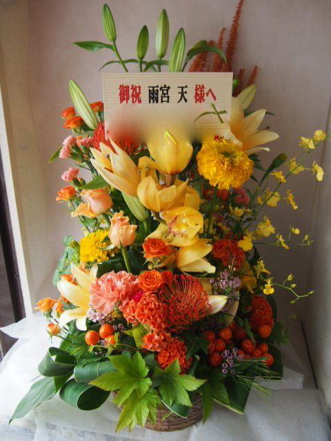 花ギフト|フラワーギフト|誕生日 花|カノシェ話題|スタンド花|ウエディングブーケ|花束|花屋|42993