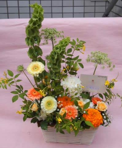 花ギフト|フラワーギフト|誕生日 花|カノシェ話題|スタンド花|ウエディングブーケ|花束|花屋|P5232912
