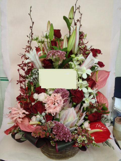 花ギフト|フラワーギフト|誕生日 花|カノシェ話題|スタンド花|ウエディングブーケ|花束|花屋|JUN-GOUKA