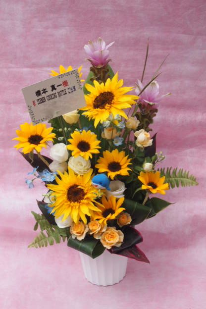 花ギフト|フラワーギフト|誕生日 花|カノシェ話題|スタンド花|ウエディングブーケ|花束|花屋|様①