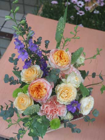 花ギフト|フラワーギフト|誕生日 花|カノシェ話題|スタンド花|ウエディングブーケ|花束|花屋|べビーロマンティカ
