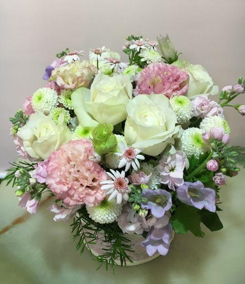 花ギフト|フラワーギフト|誕生日 花|カノシェ話題|スタンド花|ウエディングブーケ|花束|花屋|IMG_0539